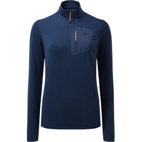 Mountain Equipment Lumiko Zip T Women medieval blue